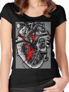 Another Heart Women's Fitted Scoop T-Shirt