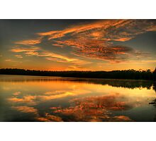 Angels On High - Narrabeen Lakes, Sydney - The HDR Experience Photographic Print
