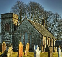 Corsock and Kirkpatrick Durham Church by VoluntaryRanger
