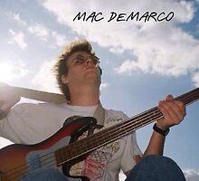 Mac Demarco Guitar 2 by jessieh29