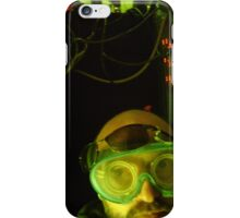 Midnight in the laboratory iPhone Case/Skin