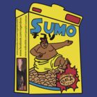 sumo cereal tshirt by rogers bros by usaboston