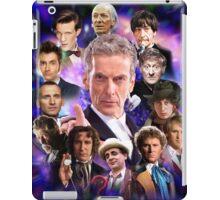 Doctor Who - Thirteen Doctors iPad Case/Skin