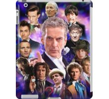 Doctor Who - Thirteen Doctors iPad Case/Skin