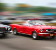 Classic car cruise by snehit