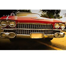 muscle car Photographic Print