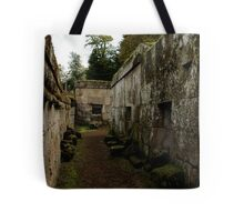 """Tombs of Orvieto"" Tote Bag"