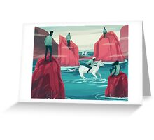Islands Greeting Card