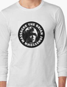 BJM Brian Jonestown Massacre Logo Long Sleeve T-Shirt