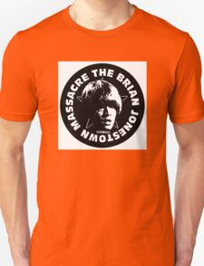 BJM Brian Jonestown Massacre Logo Unisex T-Shirt