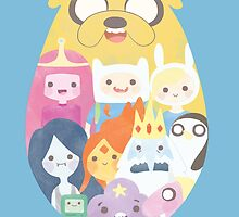 Adventure Time by evapuyal
