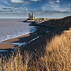 East to Reculver by Geoff Carpenter