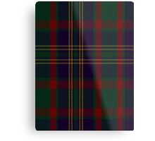 00319 Cork, County (District) Tartan  Metal Print