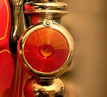 Vintage Car Lamp by snehit
