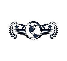 Global Elite Emblem V3 Photographic Print