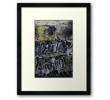 Corporate Ruins Framed Print
