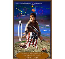 The Enigma of Sarah Palin Photographic Print