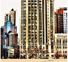 Chi-town Photographic Print
