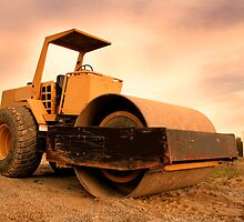 Construction Equipment by snehit
