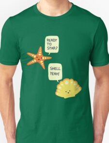 Motivational Beach! T-Shirt
