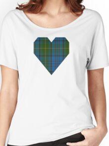 00321 Donegal County Tartan Women's Relaxed Fit T-Shirt