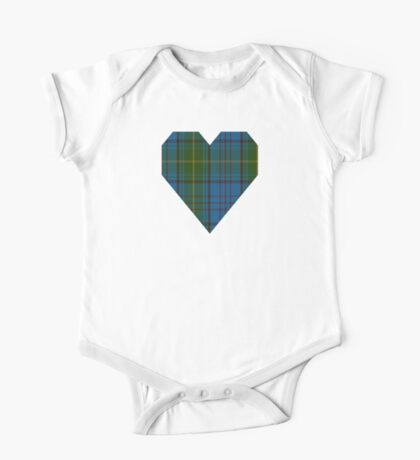 00321 Donegal County Tartan One Piece - Short Sleeve