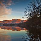 First light on Skiddaw by Shaun Whiteman