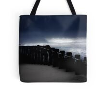 Storm and Sea Tote Bag