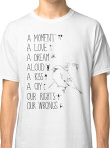 Sweet Disposition Classic T-Shirt