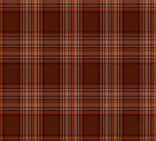 00324 Down County (District) Tartan  by Detnecs2013