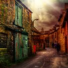 Witney Backstreets by ajgosling