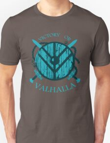 victory or valhalla (3) T-Shirt