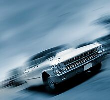 Muscle Car Cruise by snehit