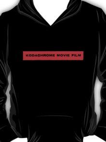 Kodachrome Movie Film T-Shirt