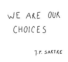 we are our choices by ElisaGabi