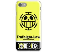 Trafalgar Law Phone Case iPhone Case/Skin