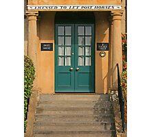 Angel House, Sherborne Photographic Print