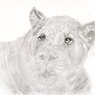 LION LOOK - FOR ANTHONY by LadyE