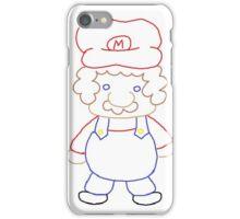 Mario!! iPhone Case/Skin