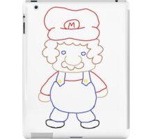 Mario!! iPad Case/Skin