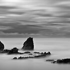 Mysterious Rocks, Dunworley, Cork by Brian  Moriarty