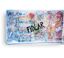 Fidlar Too  Metal Print