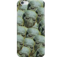ayy lmao pattern iPhone Case/Skin