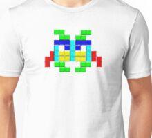 Tetris Invader Unisex T-Shirt