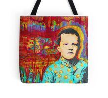 Denny Imagination On Fire Tote Bag