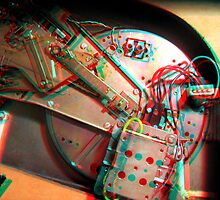 3D Gadgetry (Anaglyph) by Rxe08