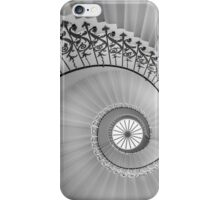 Tulip Stairs - Royal Naval College iPhone Case/Skin