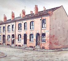 Milner Street by Val Spayne