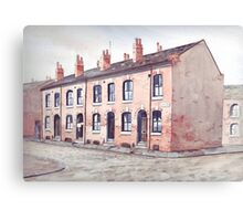 Milner Street Canvas Print
