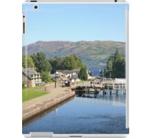 Loch Ness Lock iPad Case/Skin
